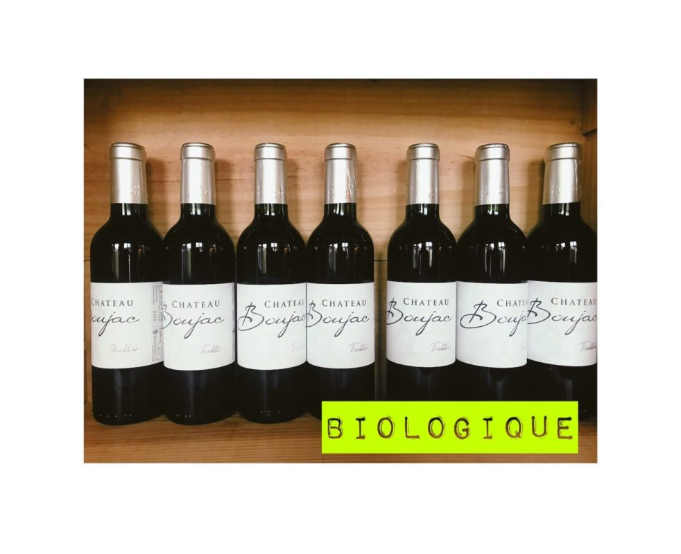 Ch.BoujacRouge.Demi.bouteille