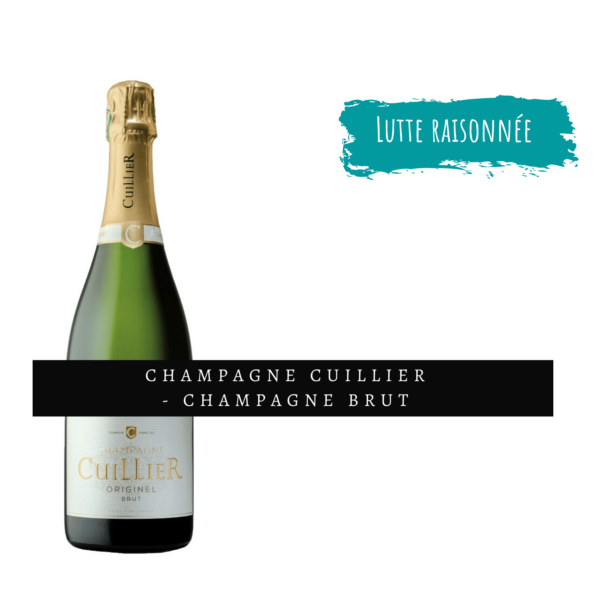 Champagne Cuillier brut
