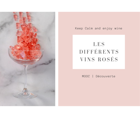 Le vin rosé : sa vinification